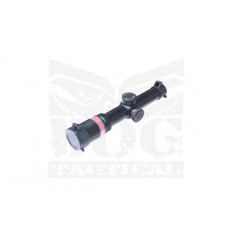 1.5-6X24 Optic Fibre (Red)