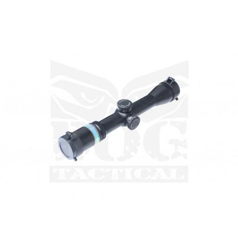3-9X40 Optic Fibre (Green)