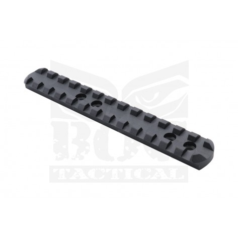 Black Owl Gear™ Top Mount Picatinny Rail for Model 870 Shotgun