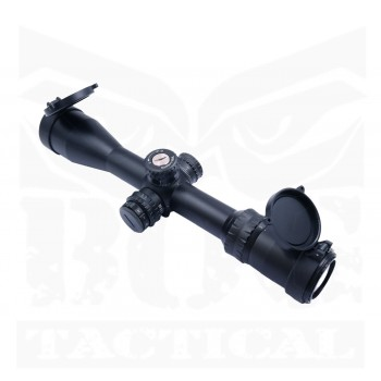 'Sentinel' 3-12X44 Rifle Scope (Black)