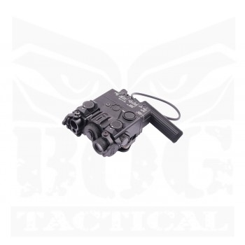 SSL 0801 PEQ (IR+ Flashlight+ Blue Laser) (Black)