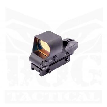 BO-SSR1502-BK 4-Reticle Reflex Sight (Large) (Black)