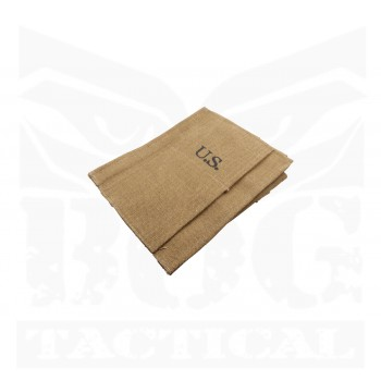 Black Owl Gear™ M1A1 Magazine Pouch - Three Cell